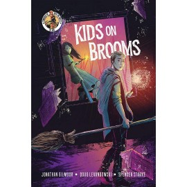 Kids on Brooms RPG