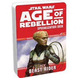 Star Wars Age of Rebellion Beast Rider Specialization