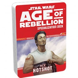 Star Wars Age of Rebellion HotshotSpecialization
