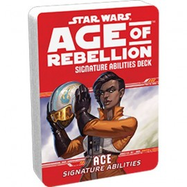 Star Wars Age of Rebellion Ace Signature Specialization