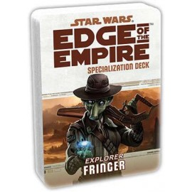 Star Wars Edge of the Empire Fringer Specialization