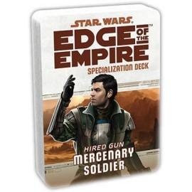 Star Wars Edge of the Empire Mercenary Soldier Specializatio