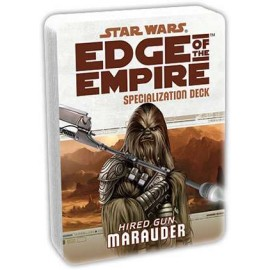 Star Wars Edge of the Empire Marauder Specialization