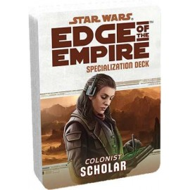 Star Wars Edge of the Empire Scholar Specialization