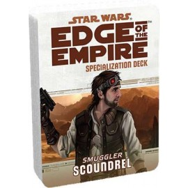 Star Wars Edge of the Empire Scoundrel Specialization