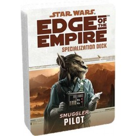 Star Wars Edge of the Empire PilotSpecialization
