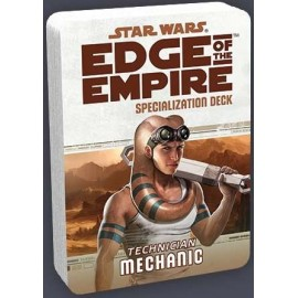 Star Wars Edge of the Empire Mechanic Specialization