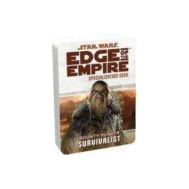 Star Wars Edge of the Empire Survivalist Specialization