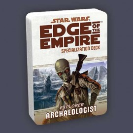 Star Wars Edge of the Empire Archaeologist Specialization