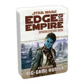 Star Wars Edge of the Empire Big-Game Hunter Specialization