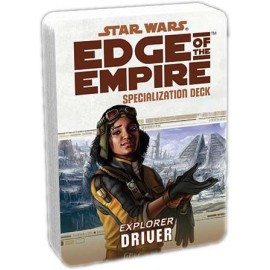 Star Wars Edge of the Empire Driver Specialization