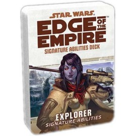 Star Wars Edge of the Empire Explorer Specialization