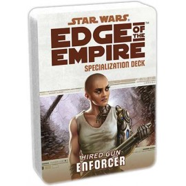 Star Wars Edge of the Empire Enforcer Specialization