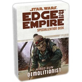 Star Wars Edge of the Empire Demolitionist Specialization