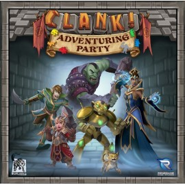 Clank! Adventuring Party Board game