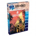 Jigsaw Puzzle - Kids on Bikes (1000 pieces)