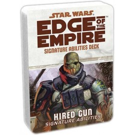 Star Wars Edge of the Empire HiredGun Specialization