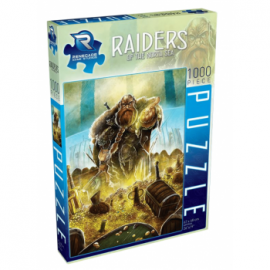 Jigsaw Puzzle - Raiders of the North Sea - Conquest (1000 pieces )