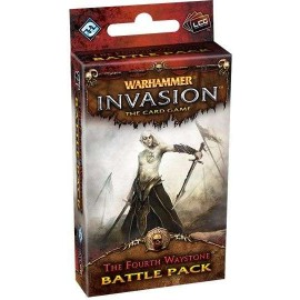 Warhammer Invasion LCG The Fourth Waystone