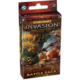 Warhammer Invasion LCG Bleeding Sun