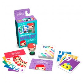 Something Wild Card Game - The Little Mermaid FRENCH/ENGLISH