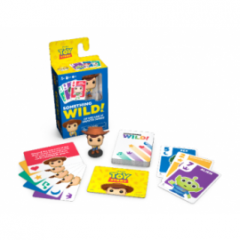 Something Wild Card Game - Toy Story FRENCH/ENGLISH