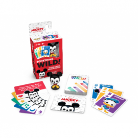 Something Wild Card Game - Mickey & Friends FRENCH/ENGLISH