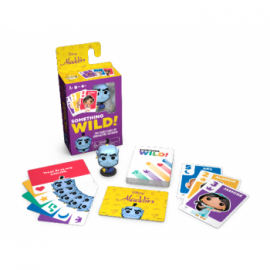 Something Wild Card Game - Aladdin FRENCH/ENGLISH
