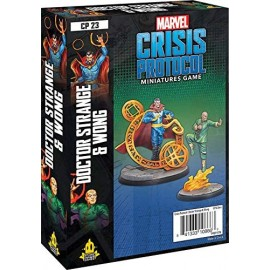 Marvel Crisis Protocol: Dr. Strange and Wong Character Pack