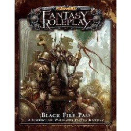 Warhammer Fantasy RPG Black Fire Pass