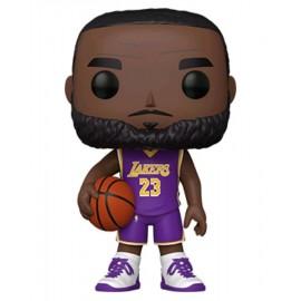 "NBA: Lakers - 10"" LeBron James (Purple Jersey)"