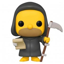 Animation: Simpsons - Grim Reaper Homer