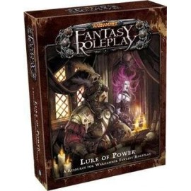 Warhammer Fantasy RPG Lure of Power