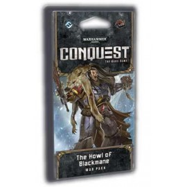 Warhammer 40K Conquest The Howl ofBlackmane