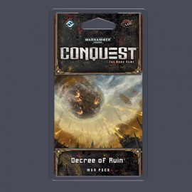 Warhammer 40K Conquest Decree of Ruins