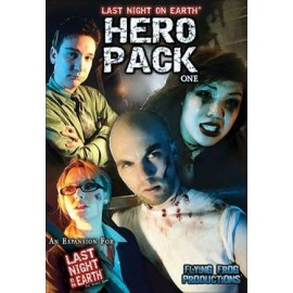 Last Night on Earth Hero Pack 1