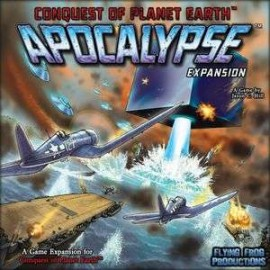 Conquest of Planet Earth Apocalypse