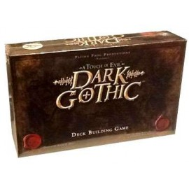 A Touch of Evil Dark Gothic Deck-building Game