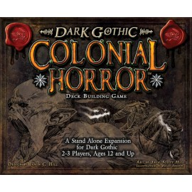 Dark Gothic: Colonial Horror standalone expansion