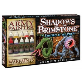 Shadows of Brimstone Creatures of the Void Paint Set