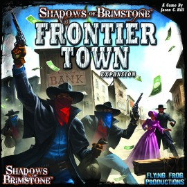 Shadows of Brimstone Frontier TownExpansion