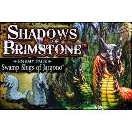 Shadows of Brimstone Swamp Slugs of Jargono Enemy Pack