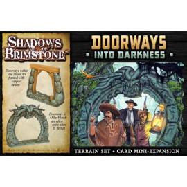 Shadows of Brimstone Doorways intoDarkness Expansion