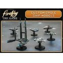 Firefly Customizable Ship Models