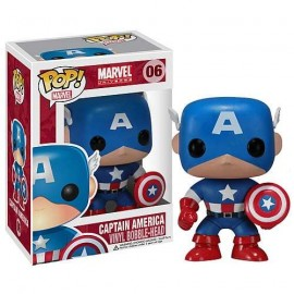 Marvel 06 POP - Captain America
