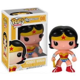 Heroes 08 POP - Wonder Woman
