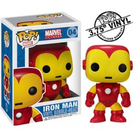 Marvel 04 POP - Iron Man