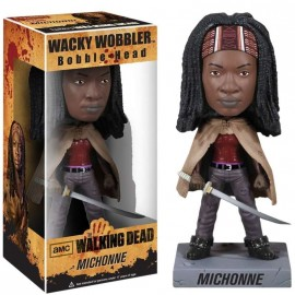 The Walking Dead Michonne Bobble-Head