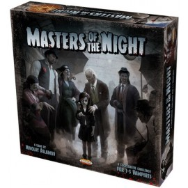 Masters of the Night -board game