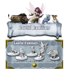 Sword & Sorcery – Lawful Familiars